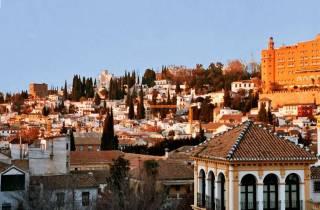 Granada: Realejo (jüdisches Viertel) Rundgang 2 Std.