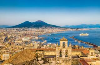 Ab Rom: 2-tägige Tour nach Pompeji, Capri und Sorrent