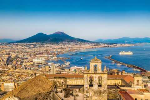 Pompeii, Capri and Sorrento 2-Day Tour