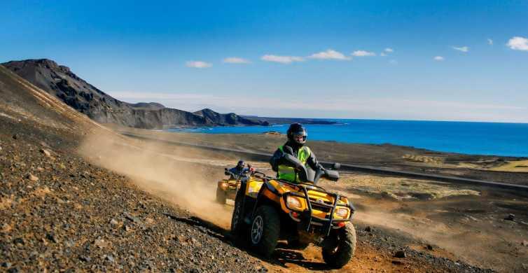 Panorama 1-Hour ATV/Quad Adventure in Reykjanes Geopark