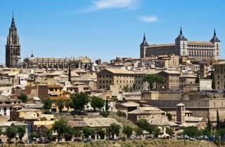 Ab Madrid: Toledo Tagestour mit Führung