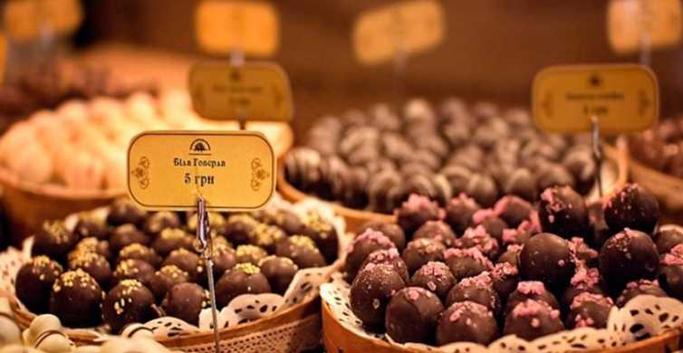 Lviv: Chocolate and Coffee Culture Private Walking Tour
