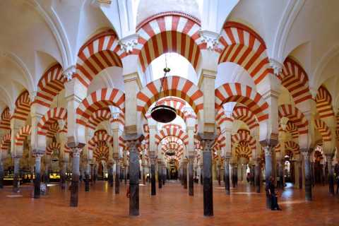 From Seville: Private Transfer to Granada and Córdoba Tour