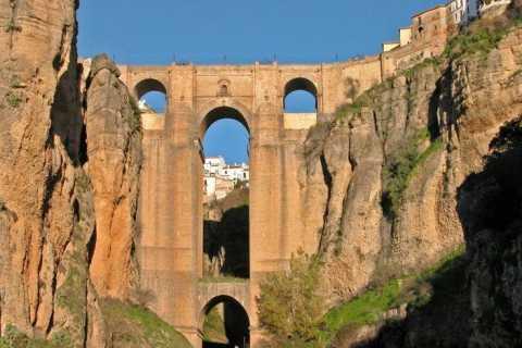 Seville Transfer to Malaga including Visit to Ronda