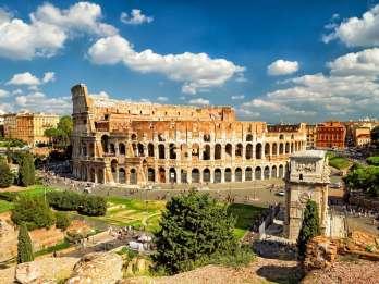 Rom: Ganztägige geführte Privat St. Peter & Colosseum
