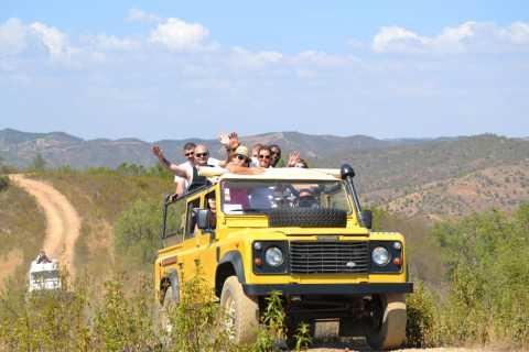 Algarve Full-Day Jeep Safari