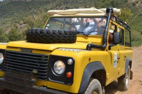 Half-Day Jeep Safari of the Algarve