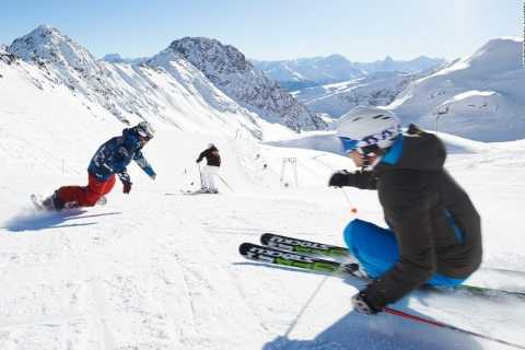Ski or Snowboard Rental and Transfer to Oukaimeden
