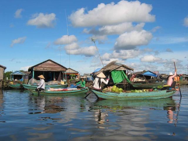 Simple Siem Reap Floating Village Tour