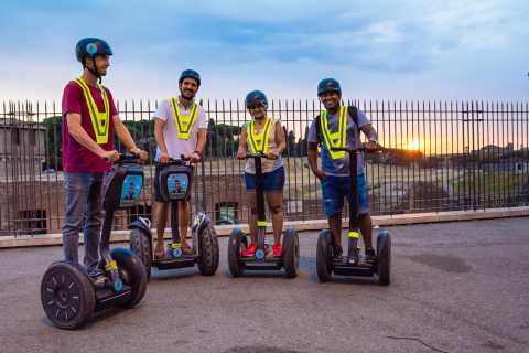Rome: 3,5 timme Segway Night Tour