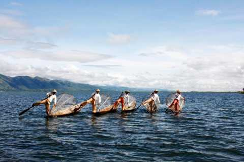 Inle Lake: Full-Day Sightseeing Tour by Boat