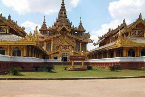 Bago: Day Trip from Yangon