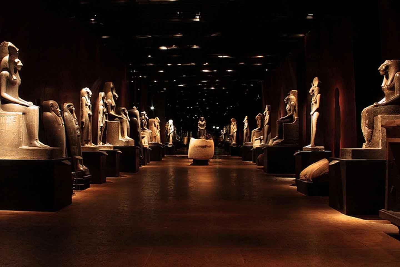 Turin: Ägyptisches Museum ohne Anstehen & privater Guide