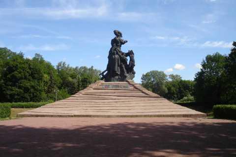 Kiev: Babiy Yar Memorial & Museum World War II