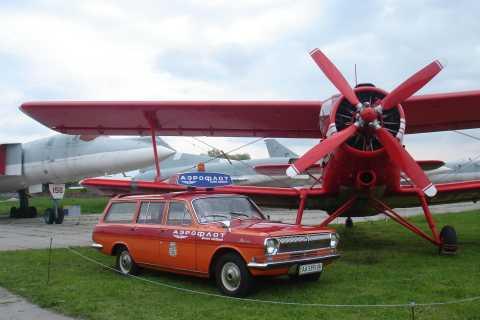 Kiev: Musée de l'aviation de 3 heures