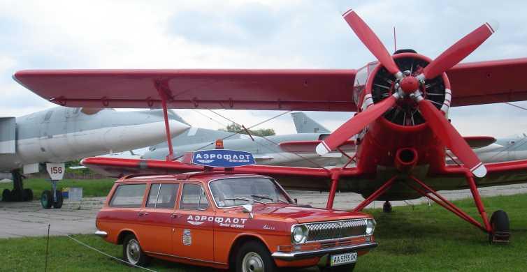 Kiev: 3-Hour Museum of Aviation