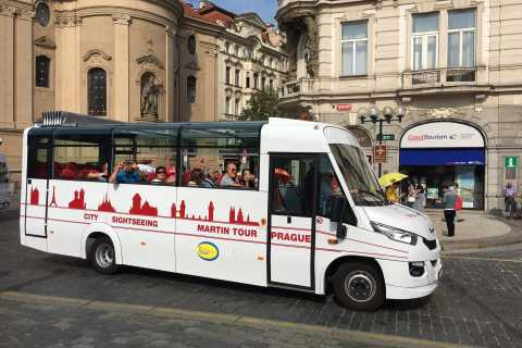 Prague City: 1-Hour Orientation Tour by Bus