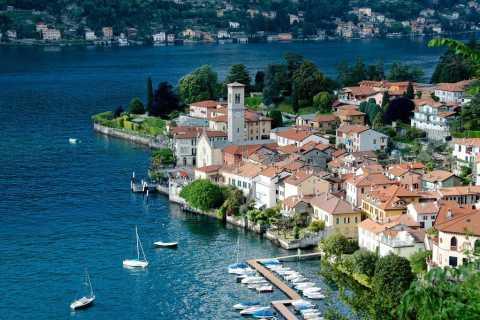 Da Milano: tour romantico del Lago di Como