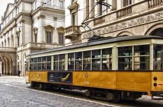 Mailand: 2,5-stündige Stadtrundfahrt mit der Tram