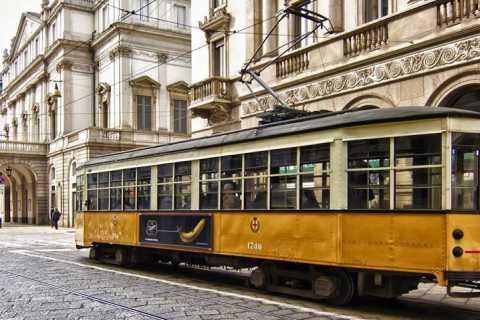 Milano: tour della città in tram di 2 ore e 30 minuti