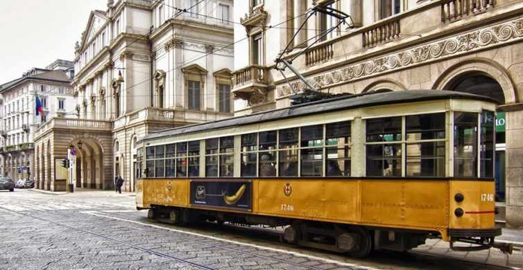 Milan: 2.5-Hour City Tour by Tram