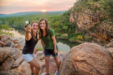 Katherine Gorge & Edith Falls Full-Day Tour from Darwin