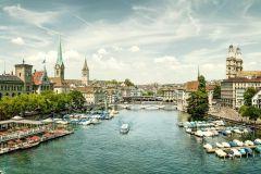Zurique: Excursão com Cruzeiro de 1 Hora e Chocolates