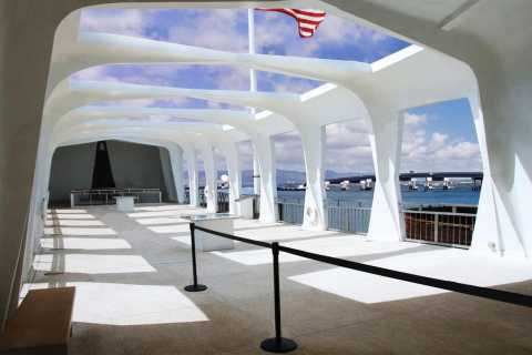 Memorial Tour de Pearl Harbor privada