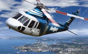 Victoria Tour in a Hurry by Helicopter and Seaplane