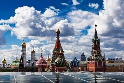 1-Day Tour of Moscow
