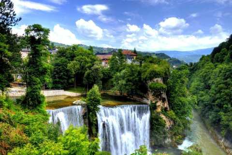 Private Tour von Sarajevo: Ganztägige Jajce und Travnik Tour
