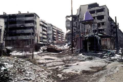 Sarajevo: Privattour Krieg und dunkle Geschichte des Balkans