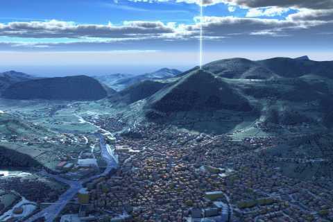 Ab Sarajevo: Das Geheimnis der Pyramiden (Privattour)