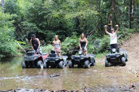 ATV Buggy Adventure & Rainforest experience Half-Day Tour