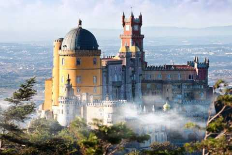 Lisbon: Sintra and Pena Palace Small-Group Tour