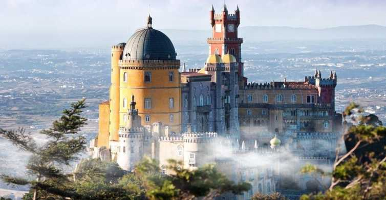 Lisbon: Sintra and Pena Palace Small-Group Tour