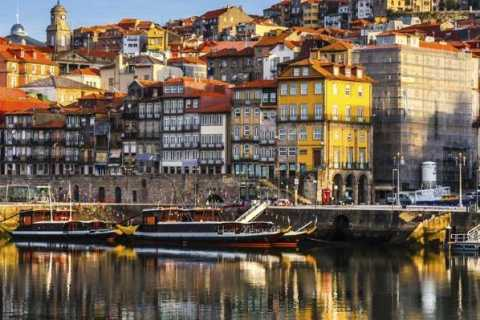 From Lisbon: Porto Full Day Tour