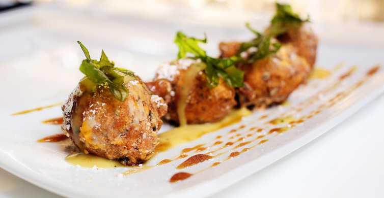 Nueva Orleans: tour de historia gastronómica por la tarde