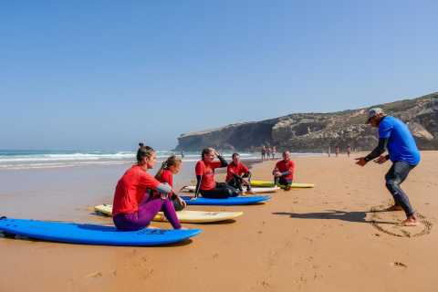 Algarve: 2.5-Hour Surfing Lesson