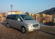 Transfer vom Flughafen Verona in die Länder des Gardasees