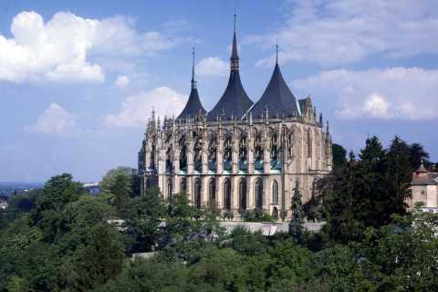From Prague: Half-Day Coach Tour to Kutná Hora