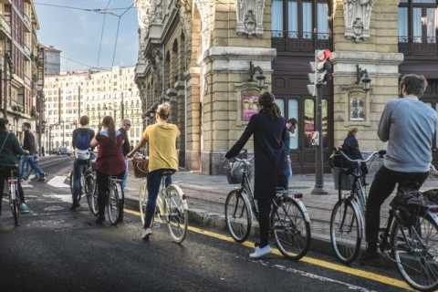 Bilbao: Underground Bike Tour