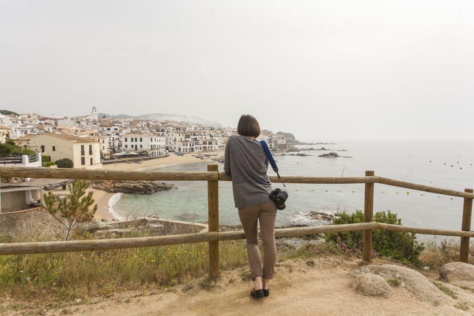 Costa Brava Full-Day Tour from Barcelona