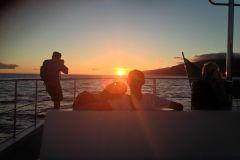 Madeira: Catamarã ao Pôr do Sol em Funchal