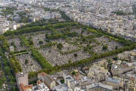 Paris: Pére Lachaise Cemetery 2-Hour Guided Tour