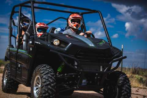 Sonoran Desert: Guided 2-Hour UTV Adventure
