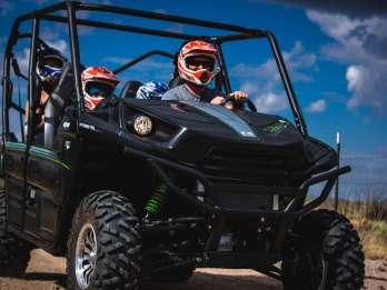 Sonora-Wüste: Geführtes 2-stündiges UTV-Abenteuer