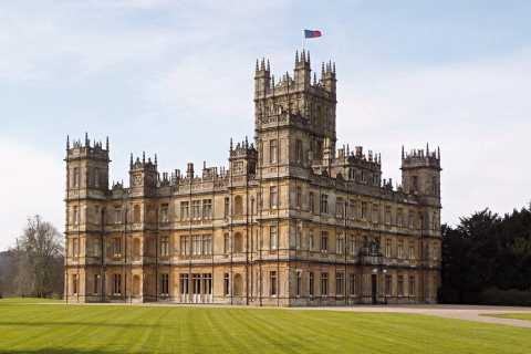Tagestour ab London: Downtown Abbey, Oxford und Bampton
