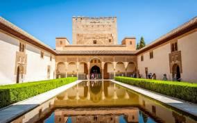 Granada: Alhambra & Nasrid Palaces Fast-Track Ticket
