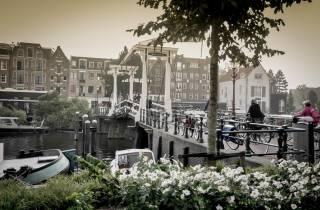 Amsterdam Sight Seeing Bike Tours mit Führung